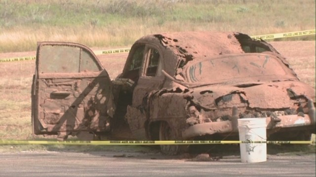 Cars found in lake may be from cold cases