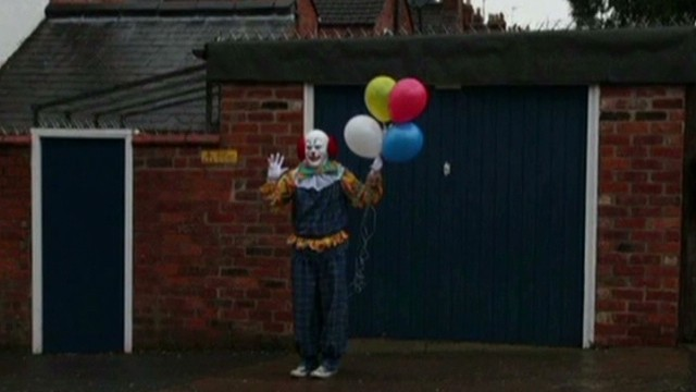 Creepy clown goes viral McLaughlin Newday _00001217.jpg