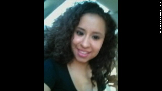 Ayvani Perez, 14, was abducted on September 17.