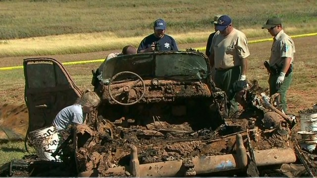 Cars found in lake may solve mysteries
