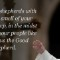 pope francis quote 0919