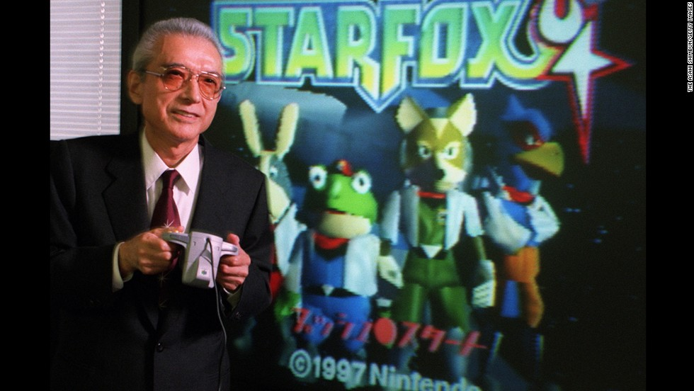 "<a href=""http://www.cnn.com/2013/09/19/tech/gaming-gadgets/yamauchi-nintendo-obit/"">Hiroshi Yamauchi, </a>who built Nintendo from a small card company into a global video-game empire before buying the Seattle Mariners, died September 19 in Japan. He was 85."