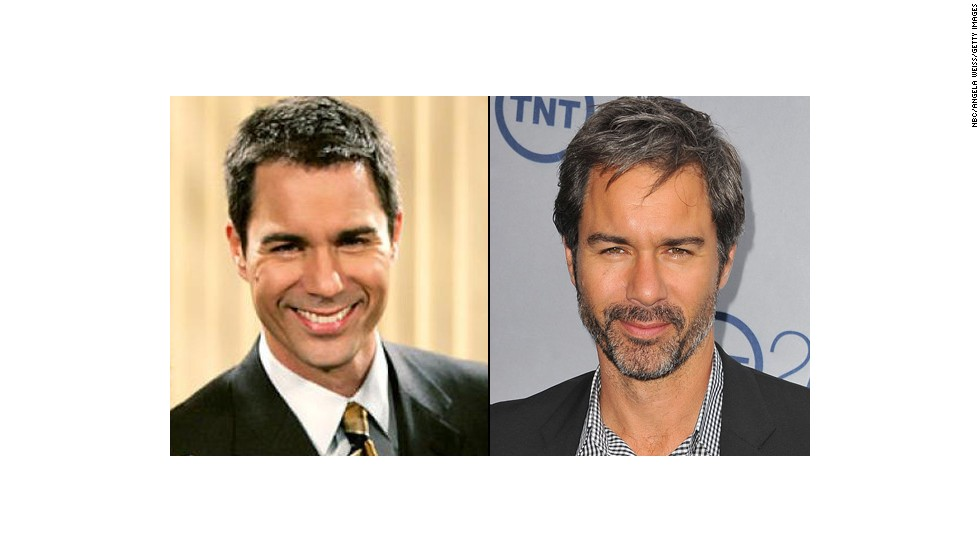 "Eric McCormack was everyone's favorite BFF as Will Truman. He has done some voice work on shows like ""American Dad"" and starred in the TNT series ""Perception."""