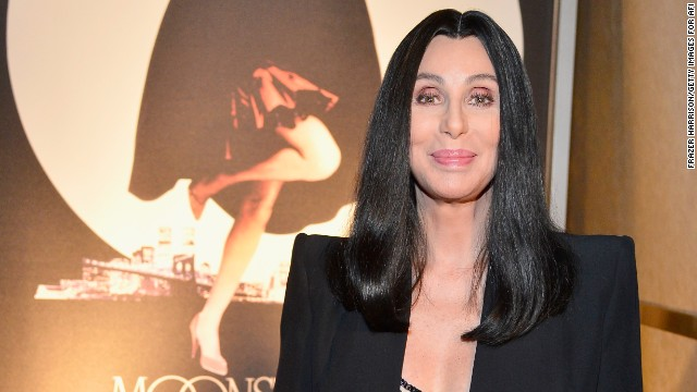 "Cher attends screening of ""Moonstruck"" at Target Presents AFI's Night at the Movies at ArcLight Cinemas on April 24, 2013 in Hollywood, California."