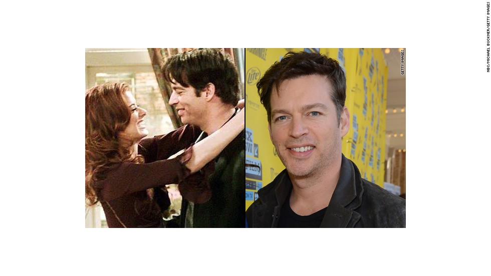 "Fans cheered when Grace finally found love with Leo Markus, portrayed by singer/actor Harry Connick Jr. In 2013 he signed on as <a href=""http://www.cnn.com/2013/09/03/showbiz/tv/lopez-connick-new-idol-judges/index.html"" target=""_blank"">a new judge for ""American Idol.""</a>"