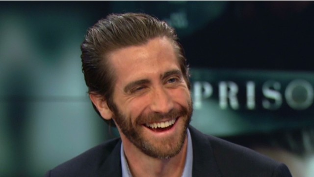 Jake Gyllenhaal stops by New Day