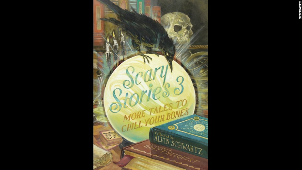 "Alvin Schwartz's ""Scary Stories"" books have terrified children since the 1980s. To this day, they remain the subjects of challenges from some who consider them too violent and unsuited for age group."