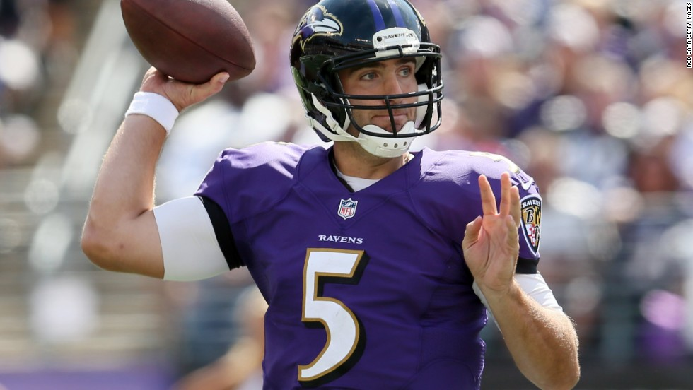 The Baltimore Ravens offering three-year, $66.4 million ($44 million guaranteed) deal to a quarterback who has never made the Pro Bowl in nine seasons seems like an aberration. But traditionally the Ravens have thrived on defense, and until Flacco came along in 2008, the team won in spite of its sputtering quarterbacks. The 2013 Super Bowl MVP brings a calm presence to a team which suffered a leadership vacuum after the retirements of Ed Reed and Ray Lewis.