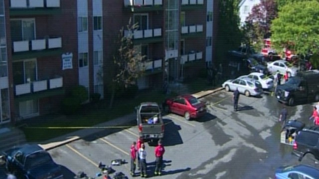 Man loses hands in apartment explosion
