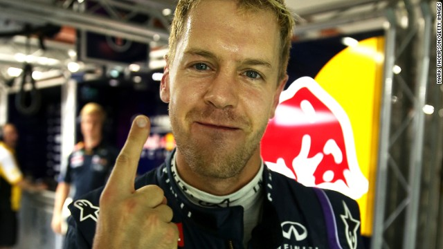 Vettel's dominance could bore F1 fans