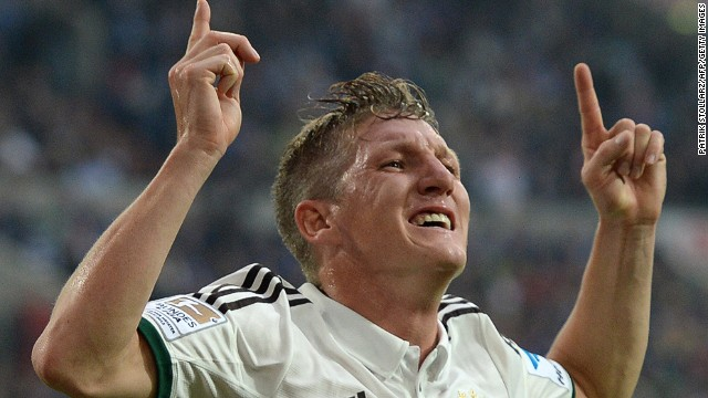 Bastian Schweinsteiger has been a key figure for Bayern Munich since making his debut in 2002.