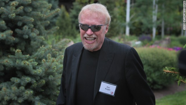 Phil Knight and his wife had previously given $100 million to back the Knight Cancer Institute at Oregon Health & Science University.