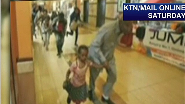Suspected mall attackers names released