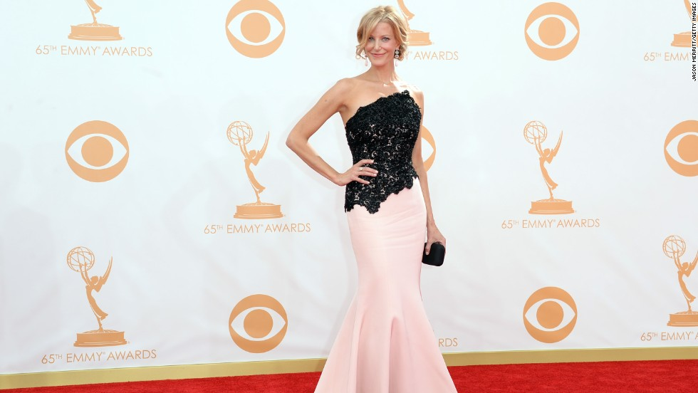 "Anna Gunn, who won an Emmy for outstanding supporting actress in a drama series for ""Breaking Bad"""