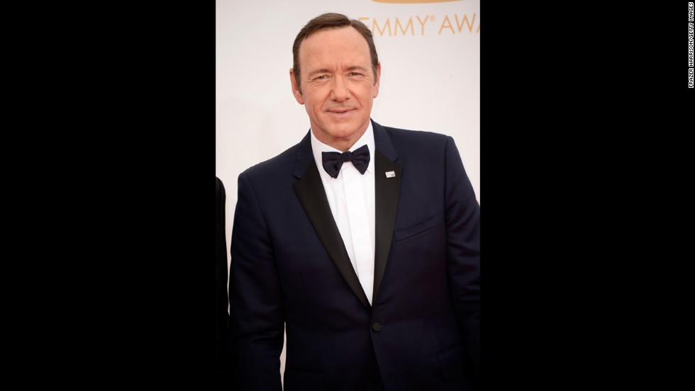 """House of Cards"" star Kevin Spacey"