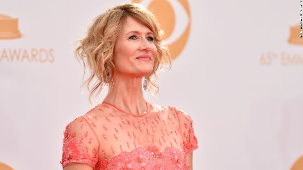"Laura Dern was a nominee for best actress in a comedy series for ""Enlightened."""