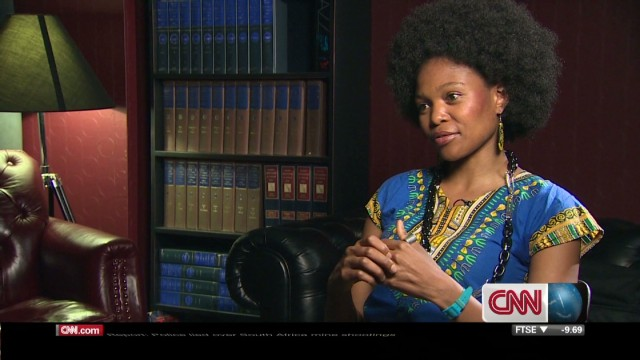 Pumeza Matshikiza's tribute to Mandela