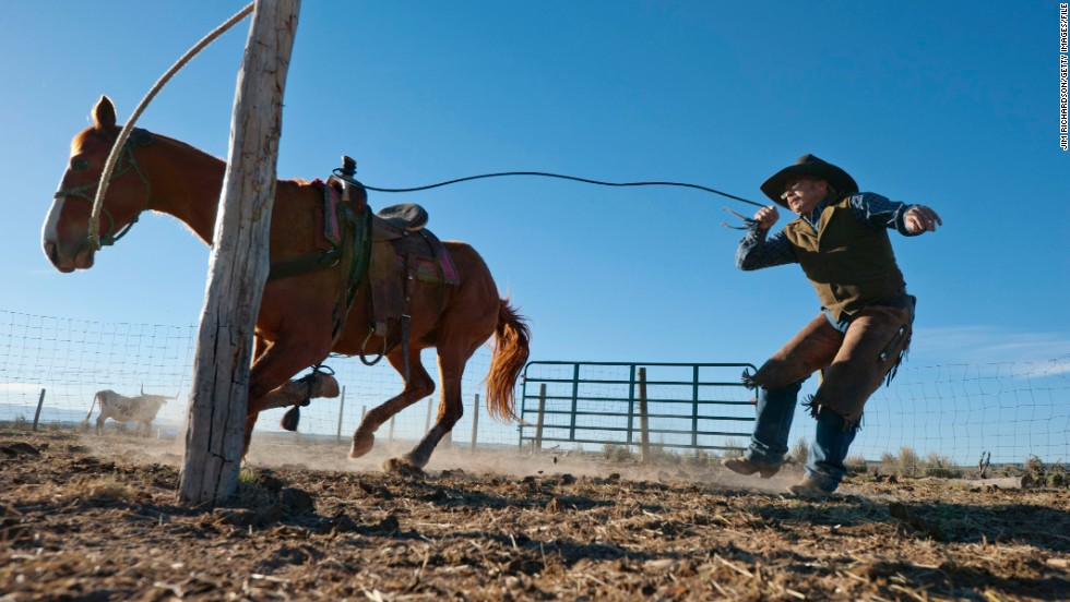 The spirit of the American cowboy is alive and well in New Mexico.