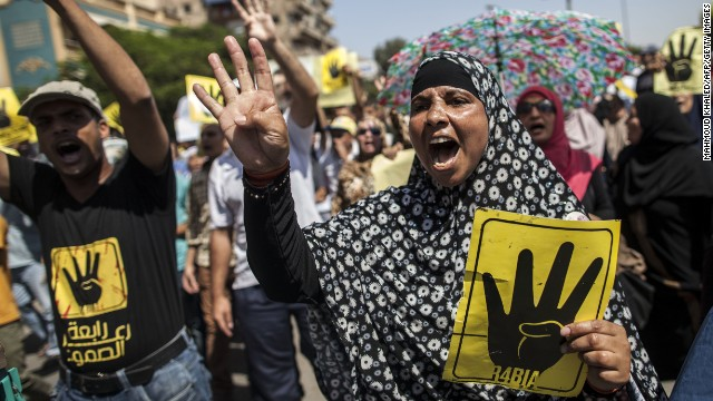 Muslim Brotherhood activities banned, report says
