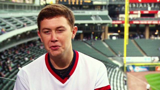 Scotty McCreery makes an impact on kids