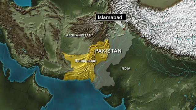 A deadly 7.7-magnitude earthquake struck southern Pakistan on Tuesday, September 24, 2013, the U.S. Geological Survey said. The death toll rose quickly, with at least 30 deaths reported in the quake's aftermath in Awaran in Balochistan province, said Asad Gilani, the province's home secretary.