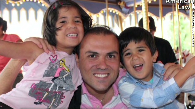 Pastor jailed in Iran, family torn apart