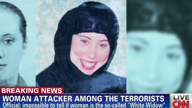 Who is 'White Widow'?