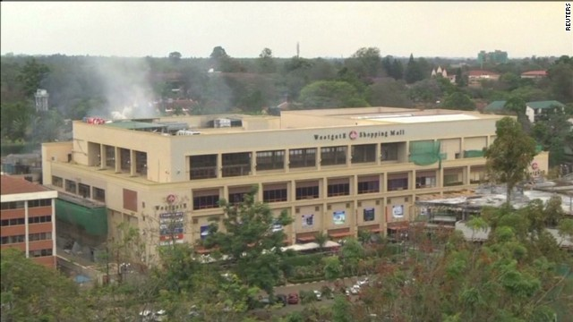 Teen recalls Kenya mall attack ordeal