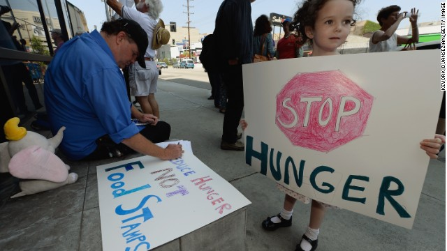 Survey shows ongoing struggle against hunger
