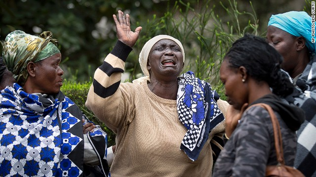 Dozens dead, hundreds injured in Kenya