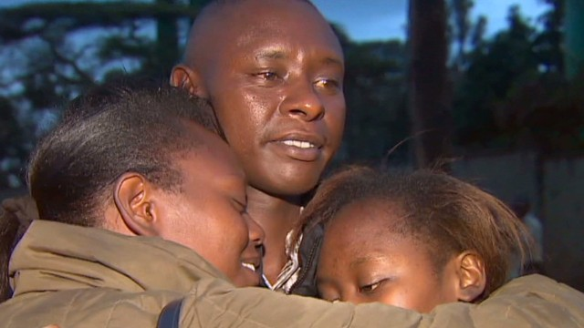 Kenya: Victim forgives attackers