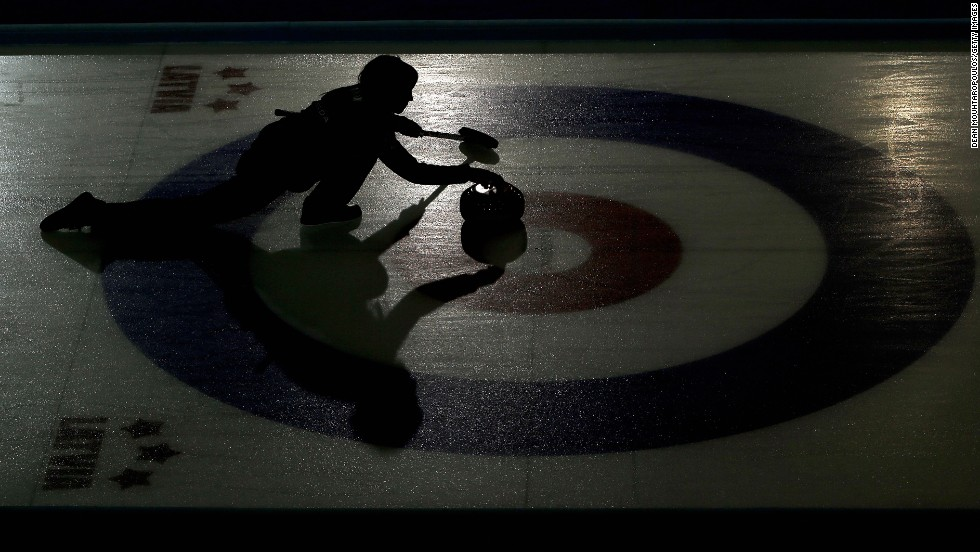 There is more science behind the world of curling than first meets the eye, a sport that may be played out on a rink of 30 meters in length but that is often decided by mere fractions and centimeters .