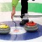 curling stones measured