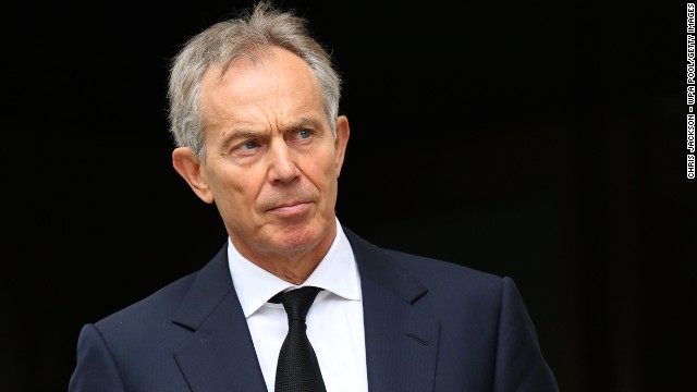 Blair: Mandela was enormous fun