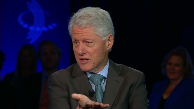 Bill Clinton on Ted Cruz