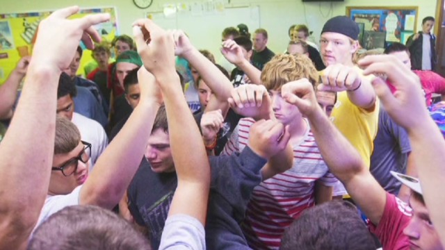 Coach suspends entire football team