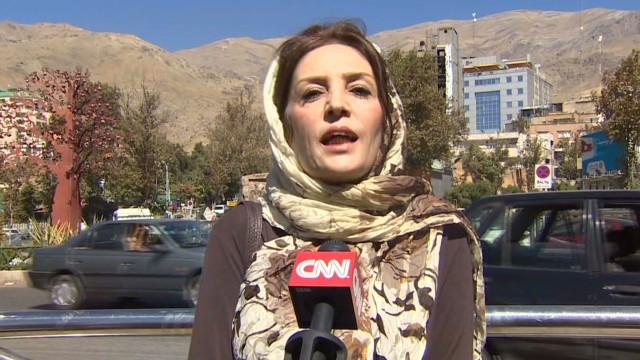 Open Mic: Tehran