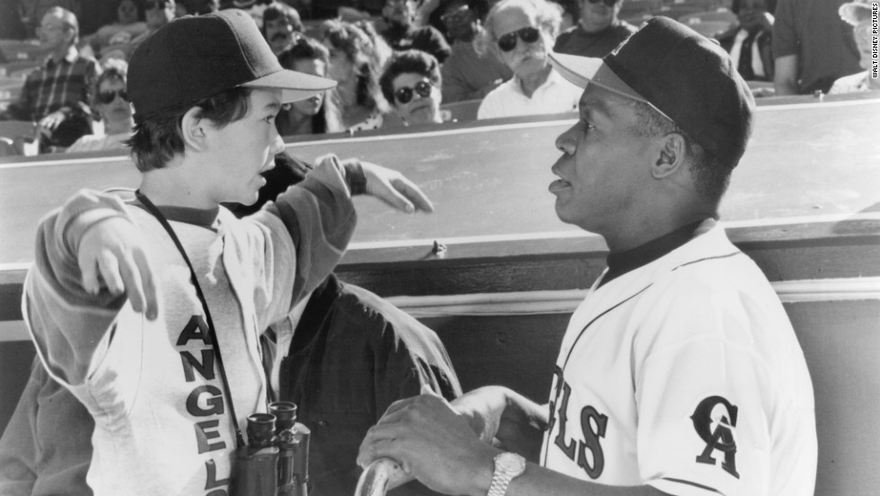 "In 1994, Gordon-Levitt appeared in one of the most memorable roles of his young career. He starred with Danny Glover and Tony Danza in Disney's baseball movie, ""Angels in the Outfield."""