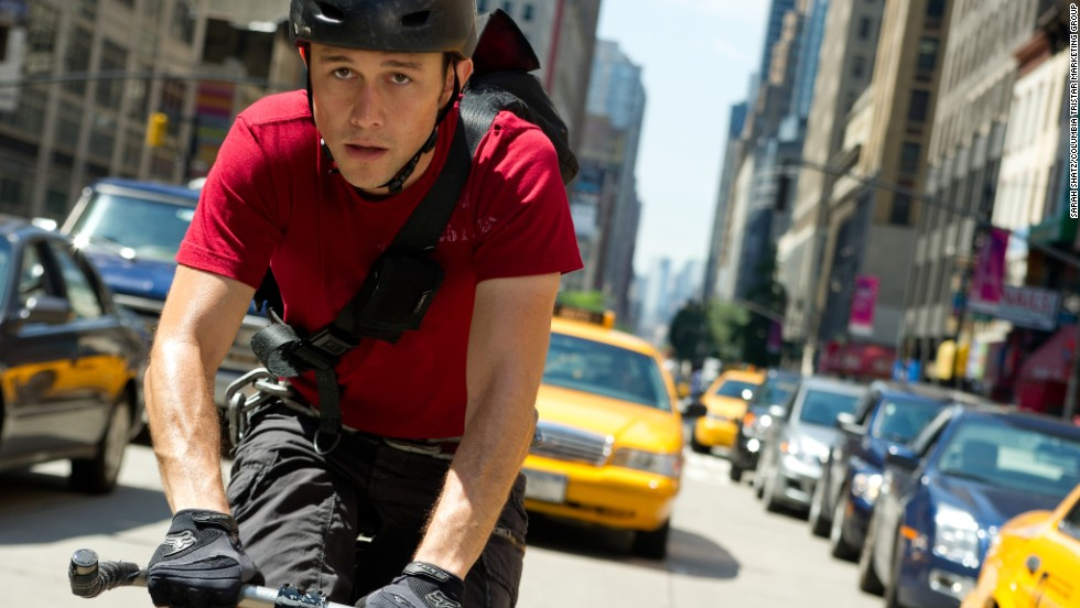 "There was also Gordon-Levitt's turn as a fast-pedaling bike messenger in ""Premium Rush."" The consensus was that it wasn't bad -- nothing more, nothing less -- but considering how busy JGL must have been during his production, we'll give him a pass."