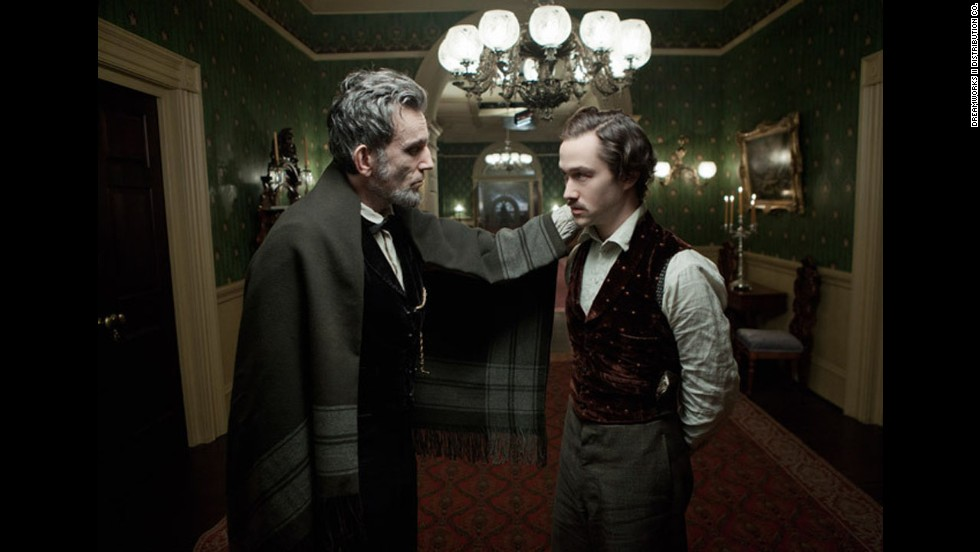 """We imagine Gordon-Levitt's math to fit in Steven Spielberg's 2012 release """"Lincoln"""" went something like this: """"historical drama + Spielberg as director + Daniel Day-Lewis as president + Sally Field as my mom = sold."""" Although his part was small by comparison, the experience -- and the <a href=""""http://www.cnn.com/2013/02/24/showbiz/movies/85th-oscars-2013-winners-list/index.html"""">clout that comes with being a part of such a project</a> -- is invaluable."""