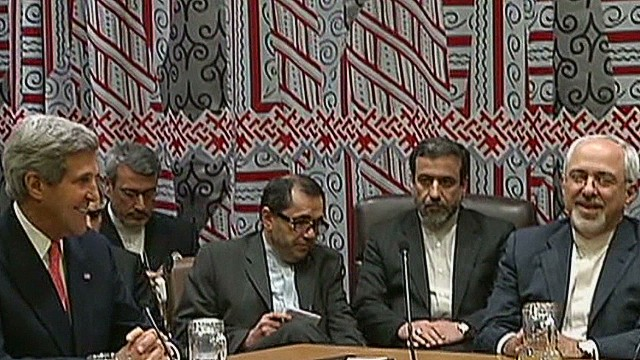 Ashton: Tone of Iran talk changed