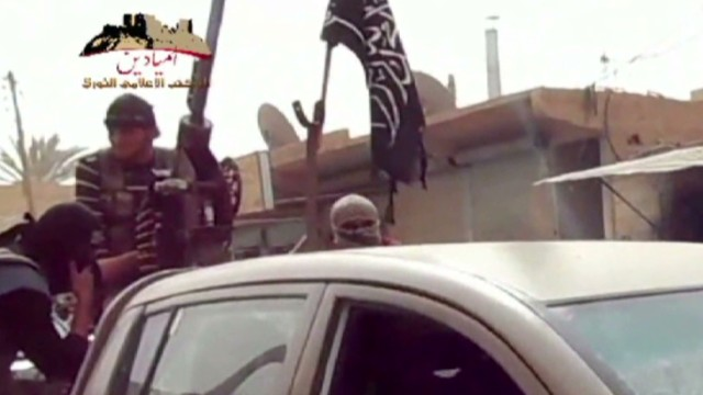 Extremists gain influence among rebels