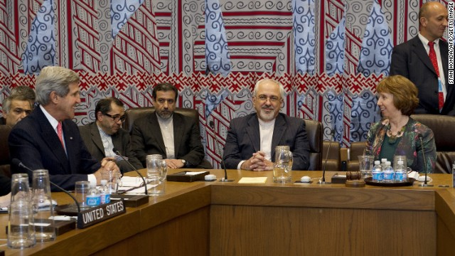 U.S., Iran nuke talks advance to Geneva