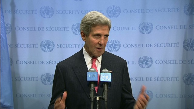 Kerry: Meeting with Iran constructive