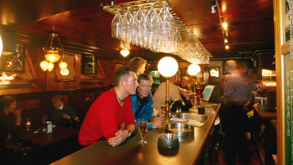 """Hygge"" is hard to define, but Copenhagen pubs such as this one are good places to start looking. Or to stop looking. An elaborate version of ""coziness"" connoting warmth, sociability and woolen items, hygge takes a while to cultivate."