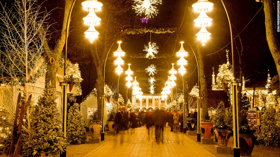 Copenhagen comes into its own in the festive season, when the city hosts some of Europe's best Christmas markets. Of course, it all remains fabulously tasteful -- even down to the preference for white over gaudy Christmas lights.
