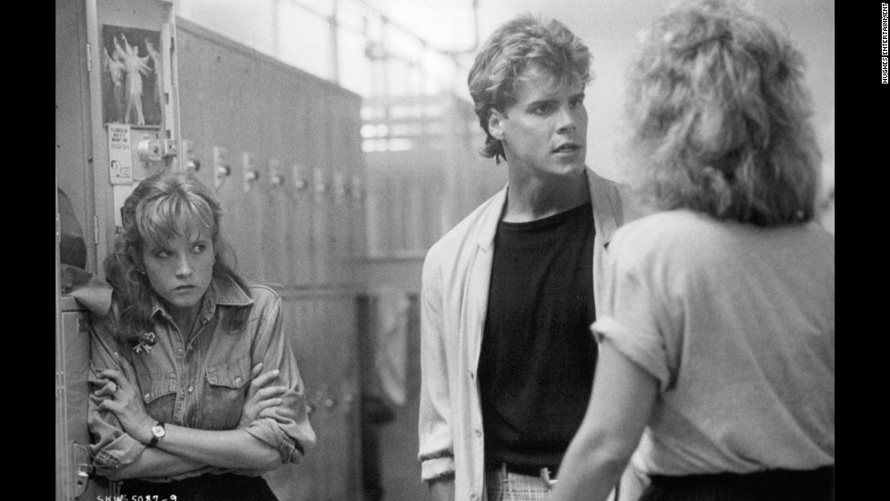 "In ""Some Kind of Wonderful,"" Craig Sheffer plays Hardy Jenns, boyfriend of Lea Thompson's character, left, and a world-class jerk."