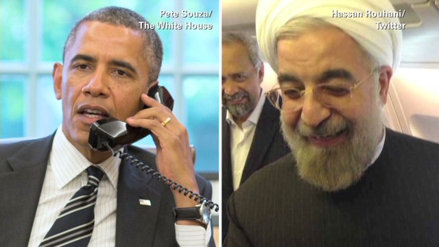Presidential historian on U.S.-Iran call