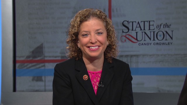 DNC Chair: GOP holding economy hostage