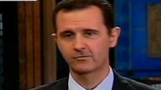 Bashar al-Assad: Syria will comply